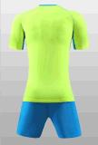 O futebol feito sob encomenda Jersey ostenta o futebol Jersey, venda por atacado uniforme da camisa do futebol do futebol barato