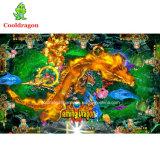 Máquina experta del casino del cazador de los pescados de juego pescado del océano del cuadro 8 del rey 3 de la arcada más de los jugadores