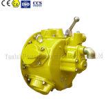 Leitschaufel-Pressluftmotor für Öl-Pumpe und Minenfeld