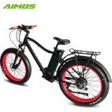 Nova Venda quente de gordura de alta potência de bicicletas eléctricas dos pneus