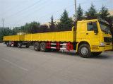 Sinotruk 6X4のドライブの種類貨物トラックの製造業者
