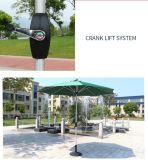 Зонтик немецкого пропуска качества BSCI напольный Windproof Milanese