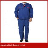 Vêtement de travail de sûreté d'hommes de polyester de coton de fabrication pour les hommes (W206)