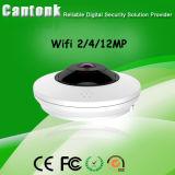 Macchina fotografica del CCTV della rete del IP - macchina fotografica del IP di WiFi Fisheye