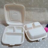 Meilleure vente de produits vaisselle jetable Cheap Bento Boîte à lunch avec les diviseurs