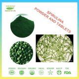 Complément alimentaire de la poudre de Chlorella Chlorella comprimés