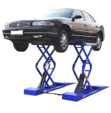 Capacité hydraulique du levage 3.5t de véhicule de ciseaux de pleine élévation