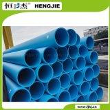 Preço personalizado da tubulação de água do polietileno do HDPE do PE 100 do ISO 4427