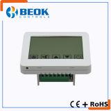 termostato di controllo di temperatura della bobina del ventilatore del termostato del condizionatore d'aria di Roon dello schermo di tocco 3A