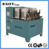 Sistema sincrono del PLC Liftig dei prodotti descritto Sov