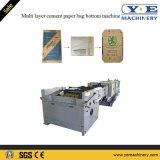 Cemento multicapa automática máquina de la bolsa de papel Kraft con la impresión