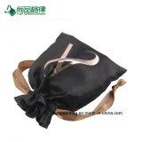 China-kundenspezifisches Qualitäts-Satin-Geschenk, Schmucksachendrawstring-Beutel