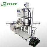 Système de distillation de chemin court pour la distillation fractionnaire d'huile de Cbd et d'huile de Thc