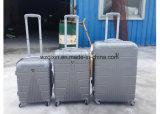 4紡績工の車輪のABSトロリー荷物3PCSセット