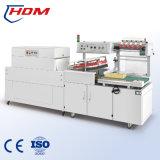 Máquina caliente del envoltorio retractor del alimento automático