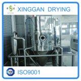 Máquina de secagem de pulverizador do pó da lavagem