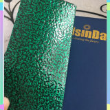 Nuevo producto Hsinda Cocodrilo antiguos Crack Revestimiento en polvo de textura