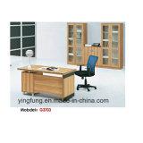 Tabella esecutiva di legno moderna dell'ufficio dello scrittorio del calcolatore della mobilia 1.8m