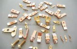 Электрический контакт материала и точности металлические детали