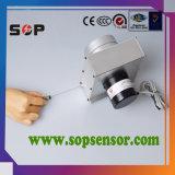 Alto sensor linear de la corriente de la medida de la dislocación del alambre del drenaje