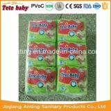 Constructeur remplaçable de couche-culotte de bébé de marque de distributeur d'OEM de prix concurrentiel en Chine