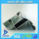 Chaud ! Prix spécialisé de l'aluminium 6063 par profil en aluminium de charnière de kilogramme au marché de Guinée