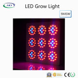 675W di alta qualità Apollo LED si sviluppano chiari per le piante della serra