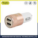 Max 2.4A 2 порта USB автомобильное зарядное устройство для мобильных телефонов/Digital устройства