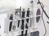 [هدرفسل] ماء [ميكرودرمبرسون] أكسجين انبثاق تقشير [بدت] [لد] خفيفة معالجة جلد جهاز غسل 7 في 1 أكسجين [فسل] آلة