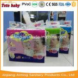 단위 4 별 개인적인 레이블 아기 기저귀 제품 처분할 수 있는 기저귀