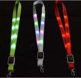 새로운 디자인 승진 품목 LED 번쩍이는 방아끈