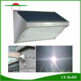 알루미늄 합금 태양 점화 벽 램프 옥외 Gardent 조명 비상사태