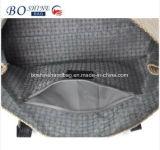 Bolso de lino de las señoras de los bolsos de la pequeña elegancia de Boshine