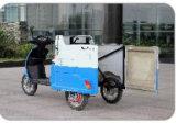 كهربائيّة ثلاثة يدحرج دلو سيّارة - كهربائيّة بيئيّة صحّة وقائيّة عربة