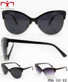 Neue Form-Katzenauge-Frauen-Sonnenbrille-Cer FDA (WSP7091007)
