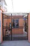 고품질 외부 안전 장식적인 단철 담 문 17