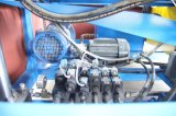 Машина изготавливания воздуховода HVAC для прямоугольной пробки делая продукцию