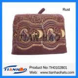 Islamische Stickerei-Wolle-Filz-Gebet-Schutzkappen