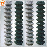 Maillon de chaîne en acier galvanisé clôture électrique/diamant Clôture