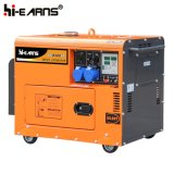 공냉식 단 하나 실린더 디젤 엔진 발전기 단일 위상 (DG4500SE)