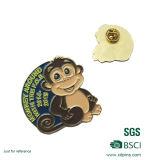 Pin de colar o mais barato feito sob encomenda do metal dos presentes/Pin camisa do emblema/Lapel Pin/T (xd-060)