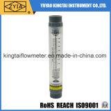Compteur de débit de Lzm-G dans le type de tube type de grand dos pour le débitmètre de système de traitement des eaux de RO