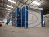 Peinture du camion Wld15000 et cabine de pulvérisation avec du ce