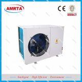 - Pompa termica aria-acqua di temperatura insufficiente di 25 gradi