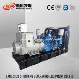 Электростанции 370квт электрической мощности генератора дизельного двигателя с двигателем Mtu