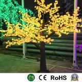 景色の装飾のためのLEDの木ライト