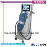 Laser de ND YAG de chargement initial Shr d'Elight multifonctionnel pour des soins de la peau