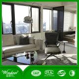 Heißer populärer Entwurfs-Fang-Verschluss/Griff-Aluminiumlegierung-Fenster