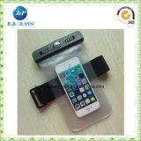 100% de la Junta de teléfono de PVC bolsa impermeable de plástico/Carcasa impermeable (JP-WB022)