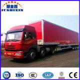 De nieuwe Bestelwagen van het Aluminium van het Type/Semi Aanhangwagen van de Vrachtwagen van de Drank van de Doos de Dragende voor Verkoop